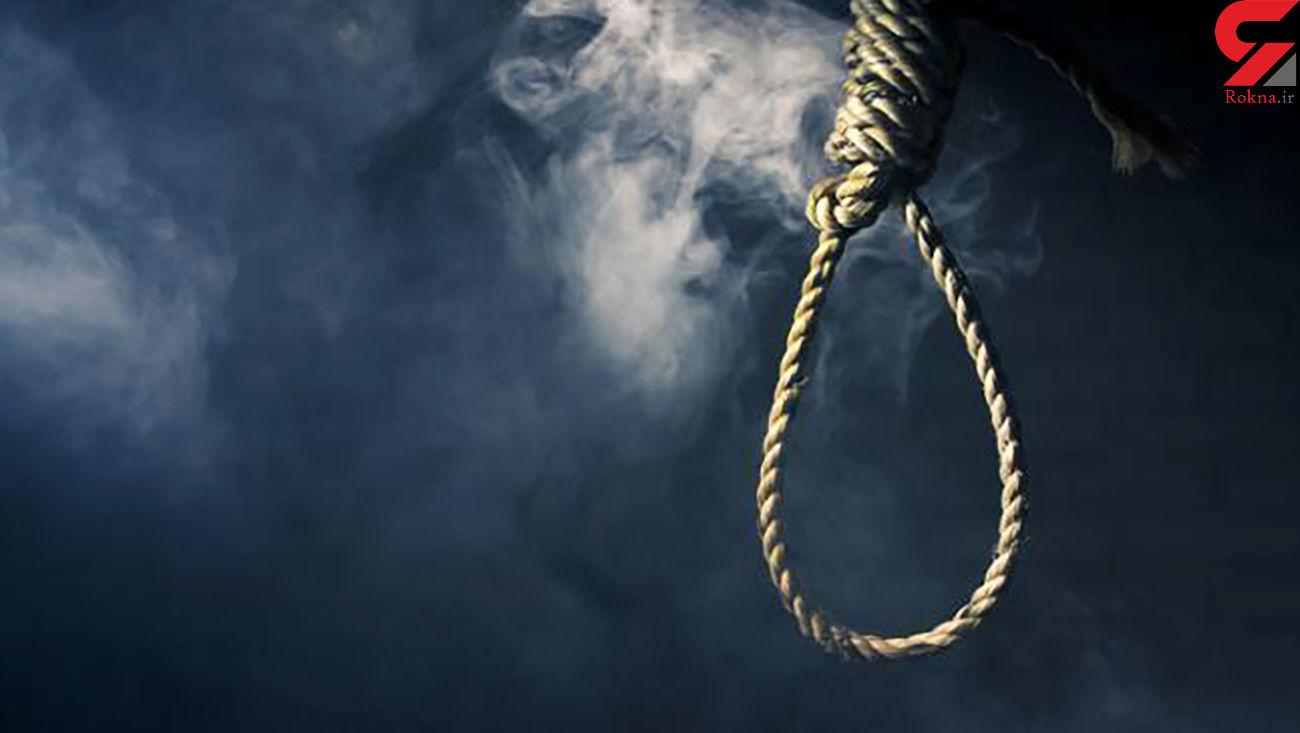 اعدام در ملاعام داماد جنایتکار در سیستان و بلوچستان