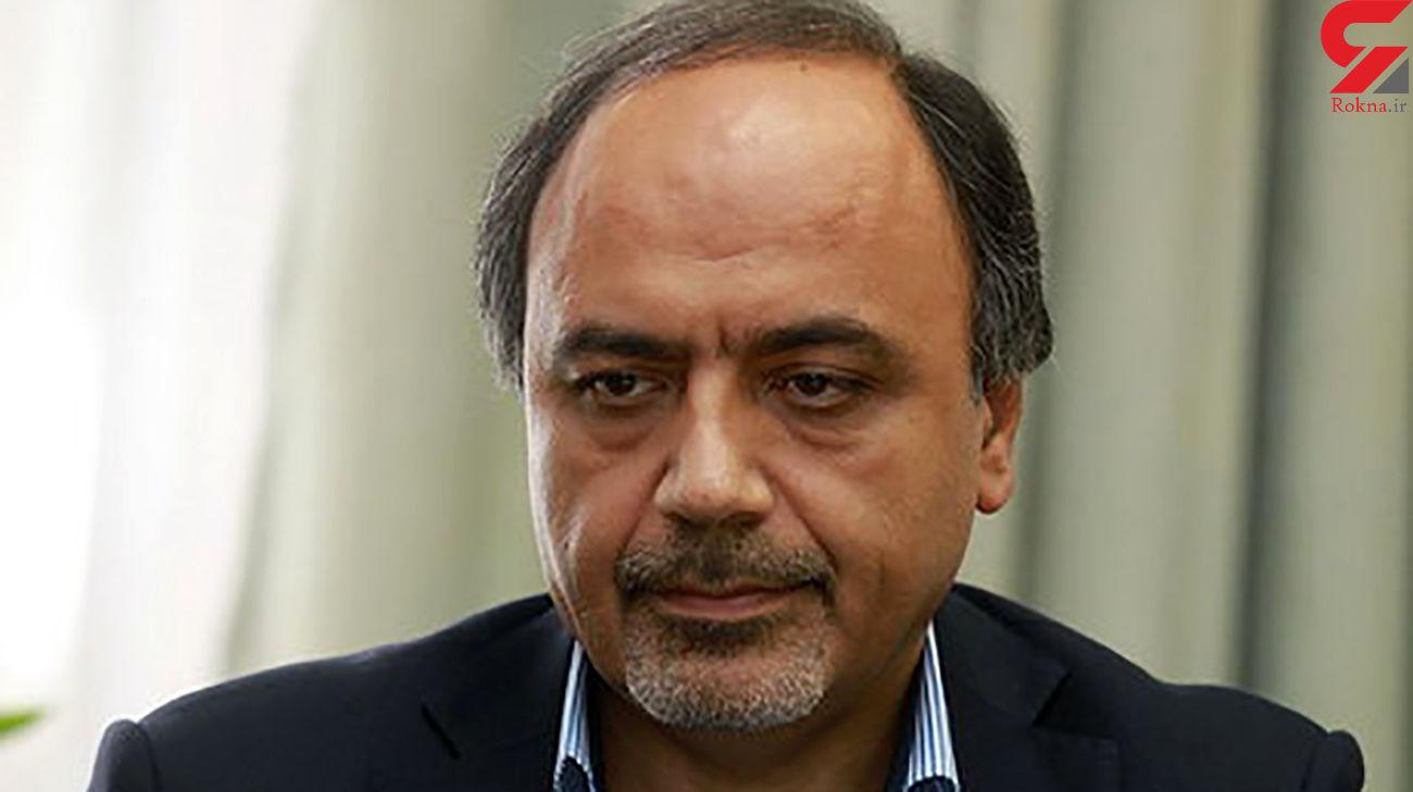 استعفا برای مشاور روحانی + عکس