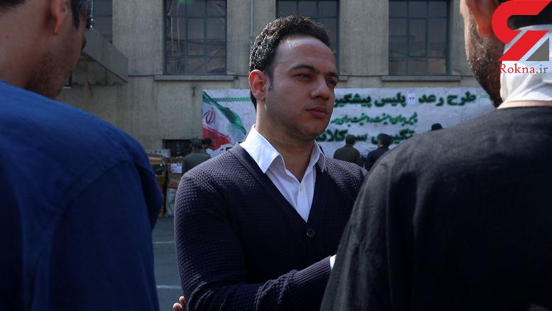 گفتگوی اختصاصی با 2 مرد خطرناک تهرانی / آنها در اتوبان همت مسلح بودند+عکس و فیلم