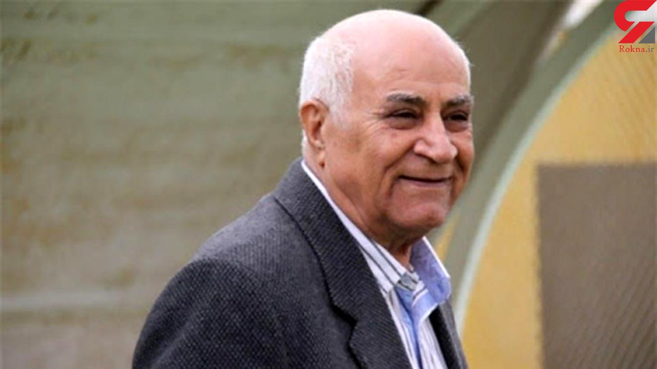 سرمربی تیم ملی ایران در ICU بستری شد