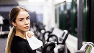 تاثیرات منفی ورزش بر پوست
