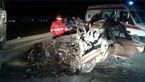 7 کشته و زخمی بر اثر تصادف در محور ساوه-همدان