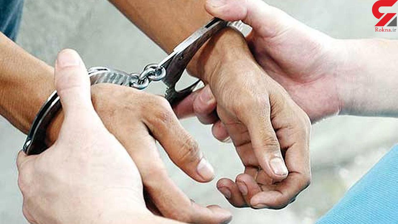 بازداشت اخلالگر نظام اقتصادی در مهاباد