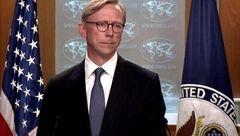 برایان هوک: در ارتباط با تحریمهای ایران مصمم هستیم