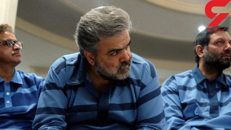 خبر ویژه / حبس ابد برای محسن پهلوان مدیرعامل اسبق شرکت پدیده !