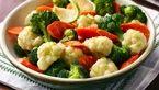 فواید خوراکی های خام و پخته
