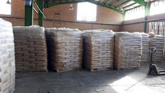 265 تن پودر ضد حریق قاچاق در پاکدشت کشف شد