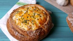 اسفناج پنیری و با کدو سبز+یک غذای فوری و رژیمی