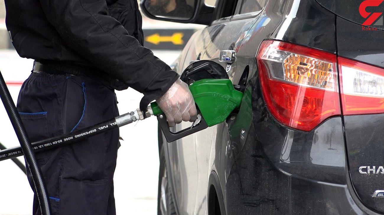 شنبه سهمیه بنزین واریز می شود