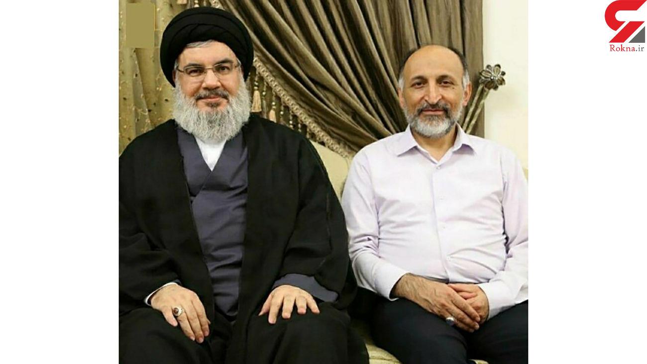 نظر  دبیرکل حزب الله لبنان درباره سردار حجازی