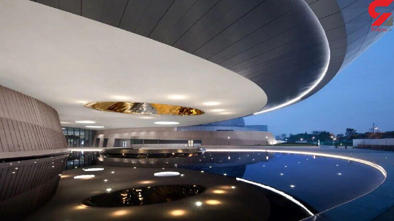 افتتاح بزرگترین موزه نجوم جهان در شانگهای + فیلم