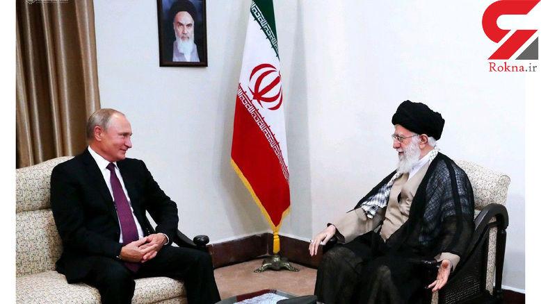 نکات مهم سخنان رهبری در دیدار با پوتین و اردوغان+تصویر