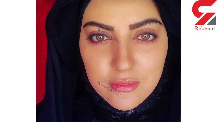 خانم بازیگر معروف ایرانی داغدار شد +عکس