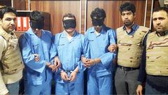 جزییات تازه از دستگیری عاملان دستبرد مسلحانه به طلافروشی بلوار امامت+ عکس