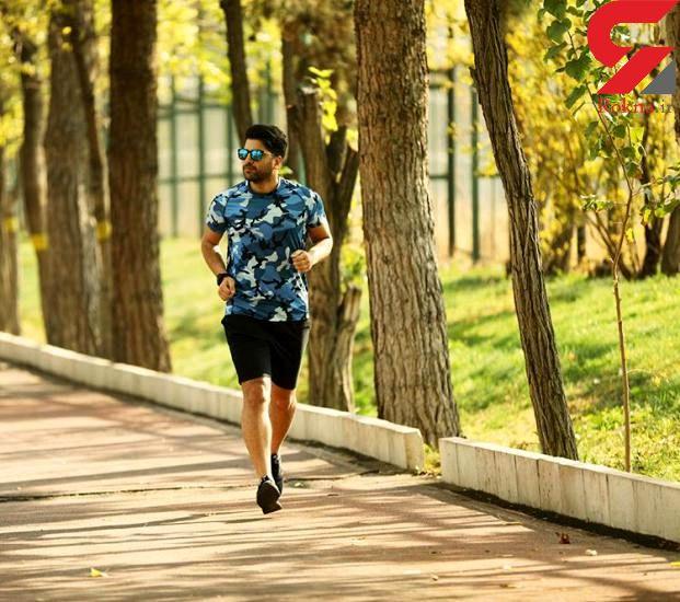 تنظیم فشار خون با پیاده روی