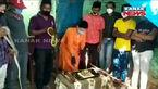 کیک دادن به مارها توسط مارگیران هندی! + فیلم
