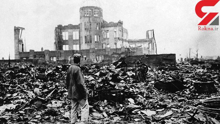 زندگی دردناک یک قربانی بمباران اتمی ناکازاکی با دردهای ۷۰ ساله اش + عکس