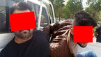 این 3 مردآبادانی شکارچیان  مسافران عراقی بودند +عکس