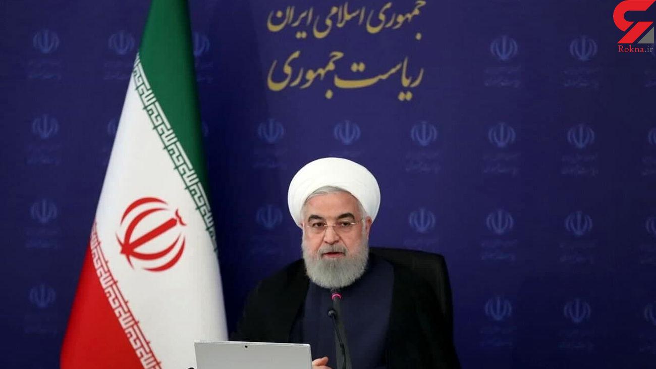 روحانی: واکسیناسیون برای تمام مردم ایران رایگان است