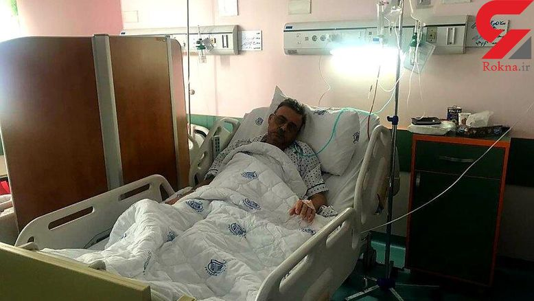 تشریح آخرین وضعیت دکتر ستوده در بیمارستان+عکس