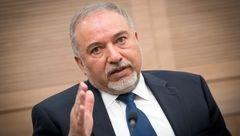 لیبرمن از ساخت مانع دریایی برای مقابله با نفوذ حماس خبرداد