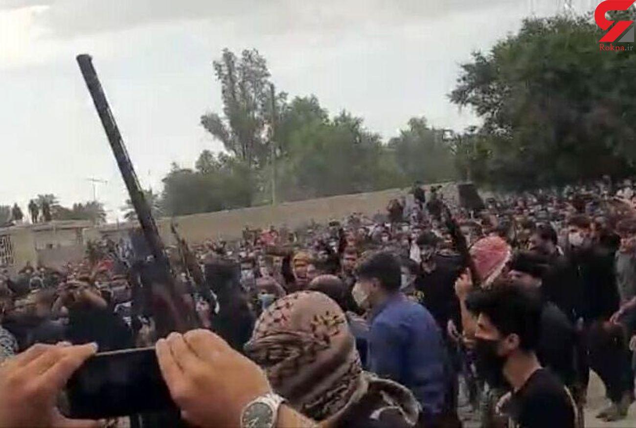 دستور ویژه وزیر کشور برای برخورد با عاملان تیراندازی در خوزستان + فیلم