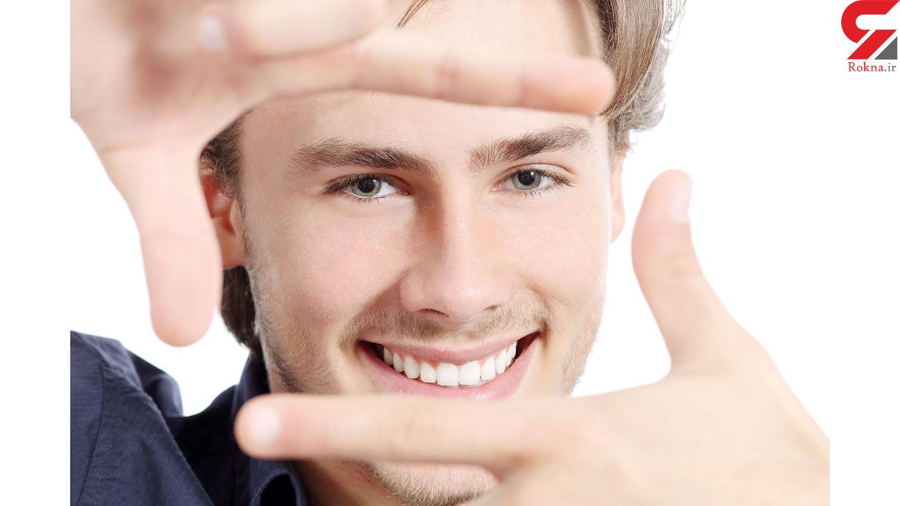 سفید بخندید! / با این رژیم غذایی دندانهایتان را جرمگیری کنید