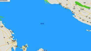 قرار گرفتن نام خلیج عربی در کنار خلیج فارس در نقشه گوگل!