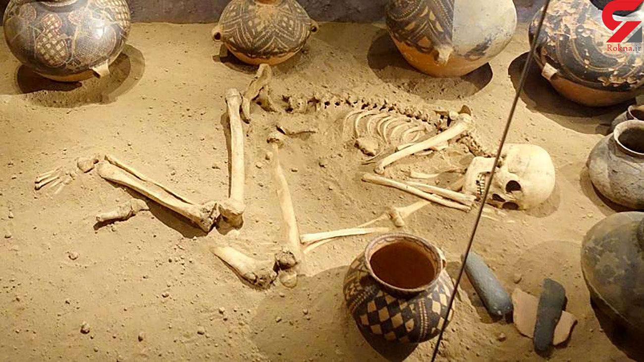 کشف اسکلت های کودک 78 هزارساله در کنیا