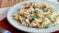 خوشمزه ترین پاستا را با تن ماهی بپزید + دستور تهیه