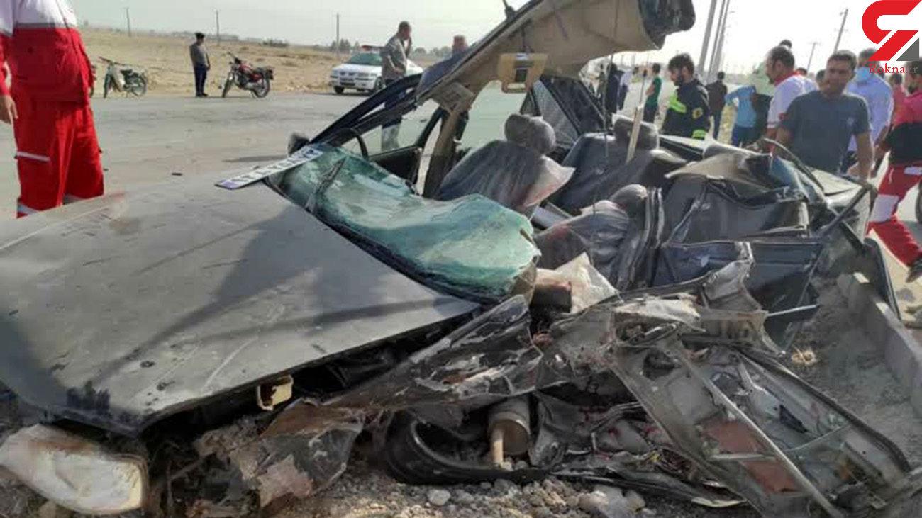 7 قربانی در حادثه مرگبار کرمان