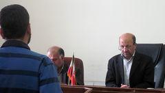 مرد اعدامی : قاتل یک زن است من بی گناهم! + عکس