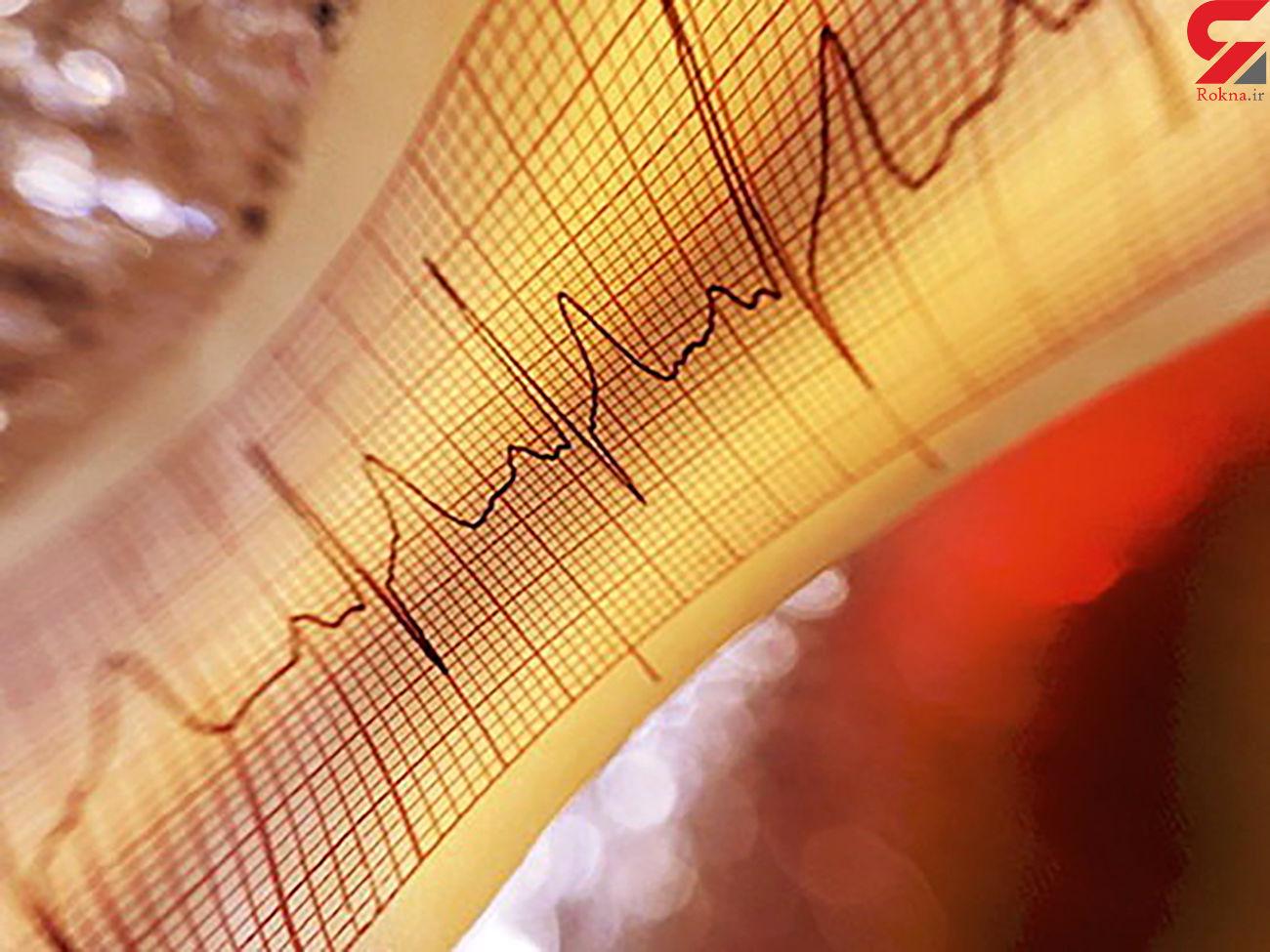 مرگهای ناشی از بیماریهای قلبی رکورد کرونا را می زند