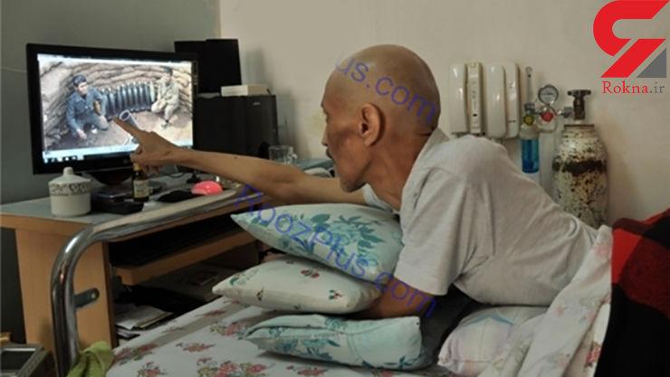 این بزرگ مرد افغان خود را فدای ایران کرده است +تصاویر