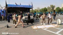 فوری / محافظ فرمانده سپاه در اهواز شهید شد + تصویر