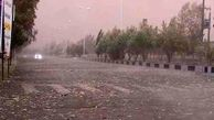 طوفان شدید و  تندباد در راه آذربایجان غربی