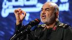 سردار سلامی: دشمن را با شکستهای خفتبار به گورستان تاریخ روانه میکنیم