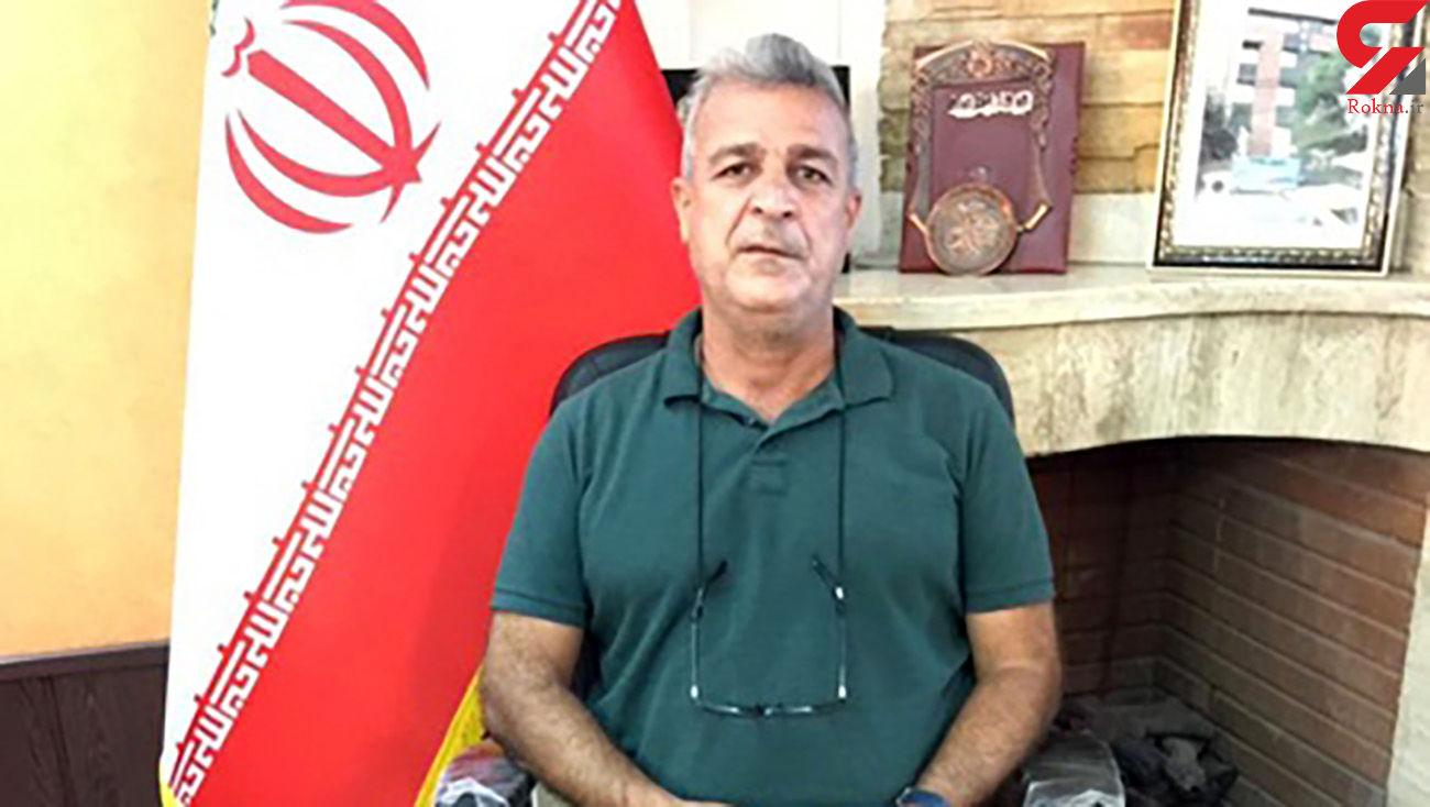 فوتبالیست سرشناس ایران درگذشت + علت فوت و عکس