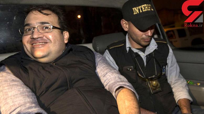 بازداشت فرماندار سابق مکزیکی به جرم فساد مالی