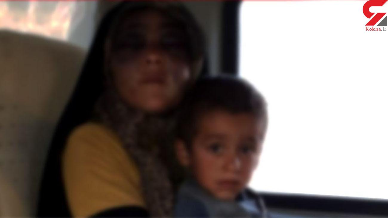 دستور بازداشت مرد 80 ساله بخاطر آزار زن رودباری / خشونت علیه زنان ممنوع! + عکس دردناک