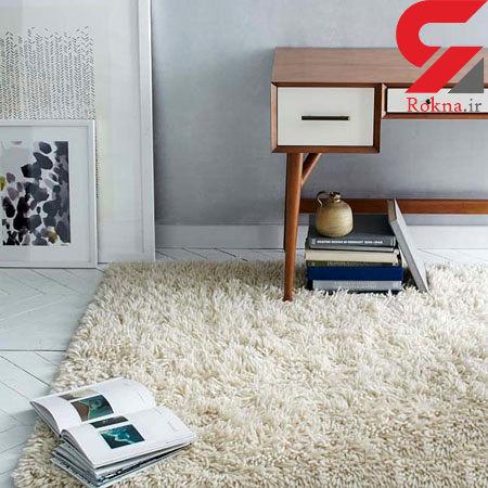انواع قالیچه های مخملی و کُرک دار، مخصوص زمستان + عکس