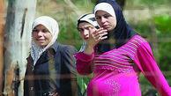 اولین فیلم از مرکز جهاد نکاح داعش / زنان اینجا برده می شدند !