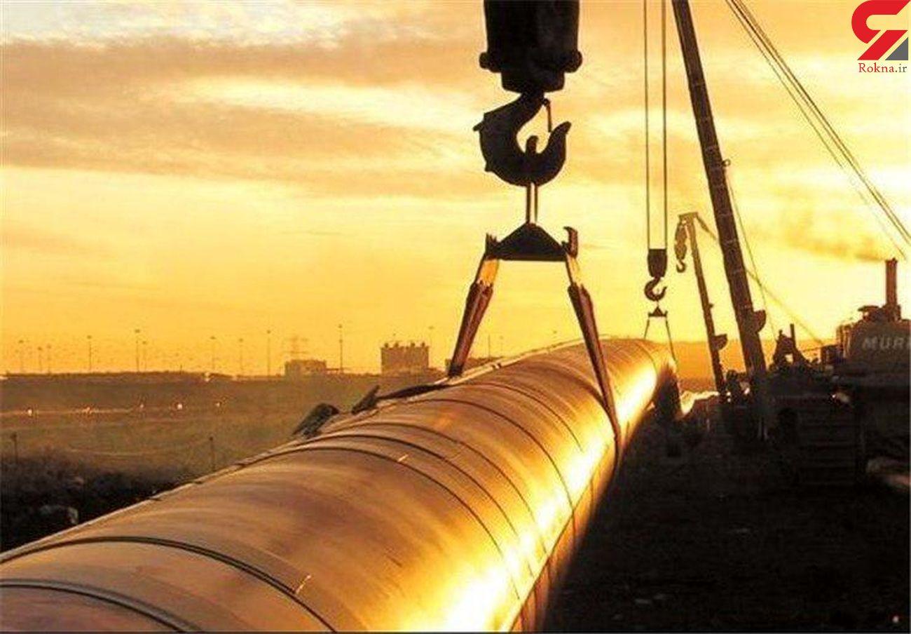 سرقت 50 میلیارد تومانی لوله های نفت در جنوب / 5 کیلومتر لوله غیب شد !