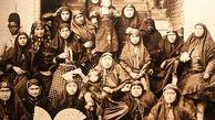 زنان صیغهای ناصرالدین شاه چقدر حقوق میگرفتند؟ + عکس