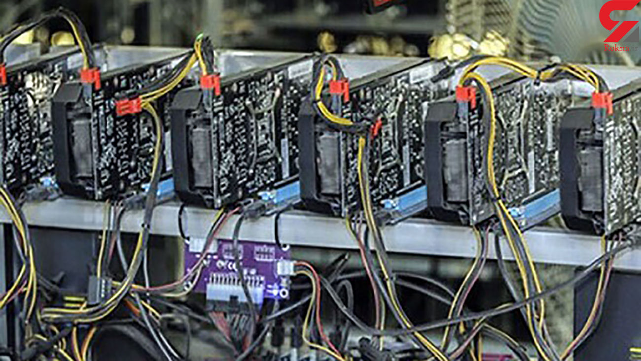 کشف 37 دستگاه ماینر قاچاق در یزد
