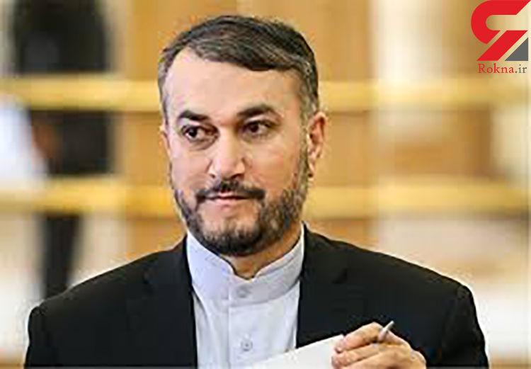 پایبندی ایران به دفاع از فلسطینیها از اهداف مقاومت است