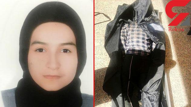 فیلم لحظه پیدا شدن جسد مبینا 15 ساله در خرمشهر + جزییات تصویری تکاندهنده