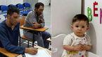 اعدام قاتل بنیتا کوچولو  منتظر دستور رییس قوه قضاییه + عکس