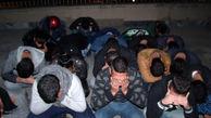 دستگیری 15 سارق کرمانشاه در یک شبانه روز