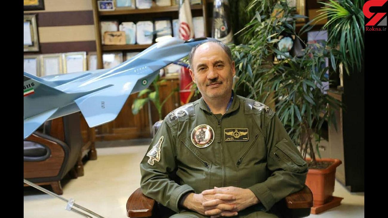 جنگنده کوثر در ریل تولید انبوه / نهاجا هواپیماهای جدید تولید میکند